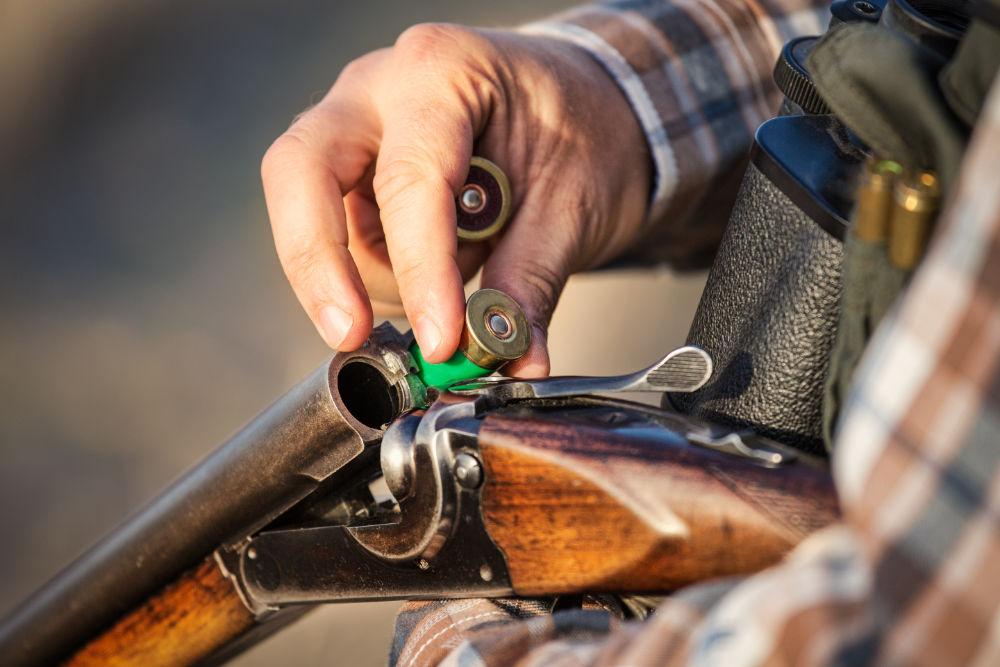 Windsor Firearms - Loading a shotgun